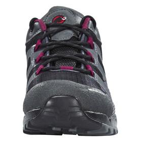 Mammut Comfort Low GTX Surround - Chaussures Femme - gris/noir